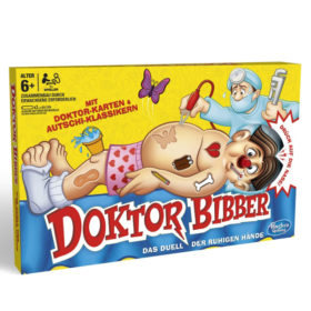 Doktor Bibber (Klassiker) - Gesellschaftsspiel