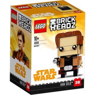 Lego - BrickHeadz - Star Wars - Han Solo - 41608