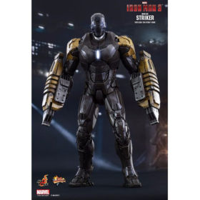 Hot Toys: Iron Man 3 - Movie Masterpiece - Striker Mark XXV- MMS277 - 34 cm