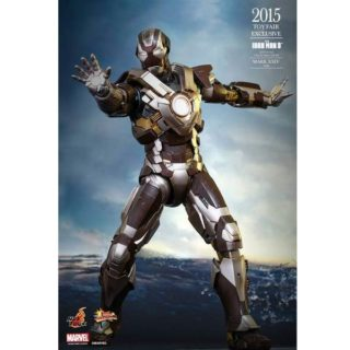 Hot Toys: Iron Man 3 – Movie Masterpiece – Tank Mark XXIV – MMS303 – 30 cm