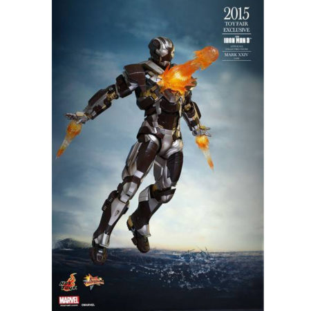 Hot Toys: Iron Man 3 – Movie Masterpiece – Tank Mark XXIV – MMS303 – 30 cm