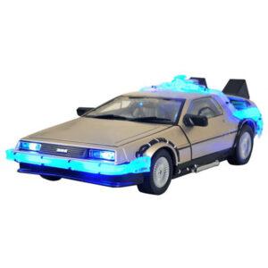Diamond Select: Back to the Future II - DeLorean Mark 1 - Time Machine - Masstab 1:15