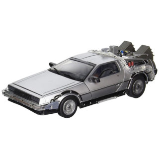 Diamond Select: Back to the Future II - DeLorean Mark 1 - Time Machine - Masstab 1:15