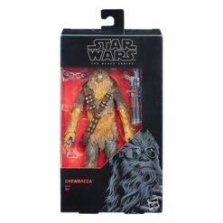 Star Wars: Black Series - Chewbacca - Exclusive Figur! - E2487 - 15 cm