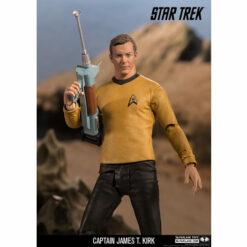 Star Trek: Captain James T. Kirk - Actionfigur - 18 cm