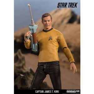 Star Trek: Captain James T. Kirk - Actionfigur - 18 cm