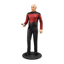 Star Trek: TNG Captain Jean-Luc Picard - Actionfigur - 18 cm