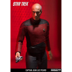 Star Trek: TNG Captain Jean-Luc Picard - Actionfigur - 18 cm