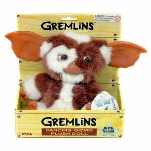 NECA: Gremlins - Plüschfigur mit Sound - Dancing Gizmo - 20 cm