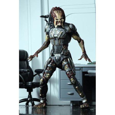 Predator: 2018 Ultimate Fugitive Predator - Actionfigur - 20 cm