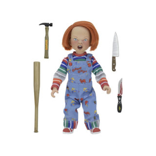 NECA: Chucky - Die Mörderpuppe / Childs Play - Actionfigur - 14 cm
