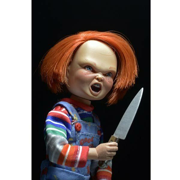 NECA: Chucky - Die Mörderpuppe / Childs Play - Actionfigur - 14 cm