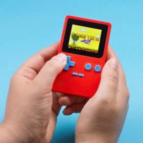 Retro Arcade Games ORB Handel Konsole Thumbs Up