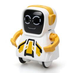 Silverlit: Roboter - Pokibot - Cube - gelb