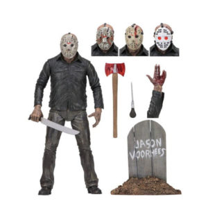 Freitag der 13. : Teil 5 - Ultimate Jason - Actionfigur - 18 cm