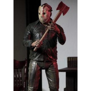 Freitag der 13. : Teil 5 - Ultimate Jason - Actionfigur - 18 cm
