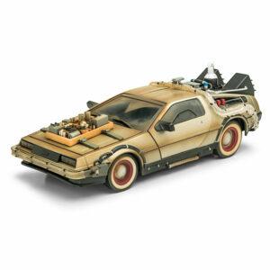 Diamond Select: Back to the Future III - DeLorean Mark 1 - Time Machine - Masstab 1:15