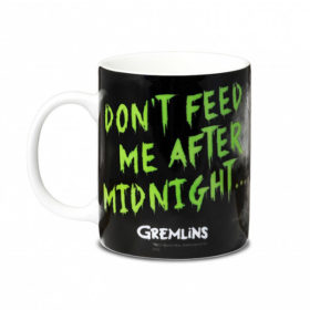 Gremlins: Tasse / Kaffeetasse - Don't Feed Me After Midnight
