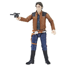 Star Wars: Vintage Collection 2018 - Kenner - Han Solo - Actionfigur - E1639 - 10 cm