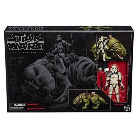 Star Wars: Black Series - Dewback mit Sandtrooper- E0333 - 15 cm