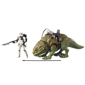 Star Wars: Black Series - Dewback mit Sandtrooper- E0333 - 15 cm