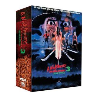 Nightmare On Elm Street 3: Ultimate Freddy Krueger - Actionfigur - 18 cm