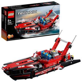 Lego Technic: Rennboot - 42089