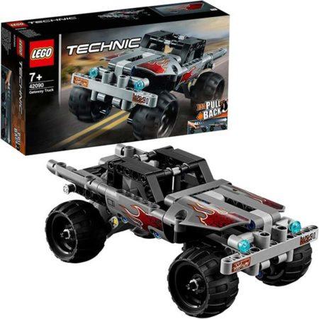 Lego Technic: Fluchtfahrzeug - 42090