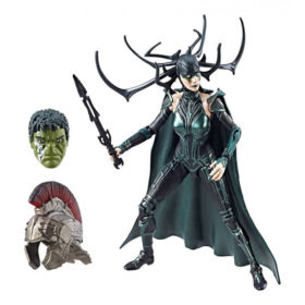 "Marvel Legends: Ragnarok ""Hulk"" - Hela - Actionfigur - E1367 - 15 cm"