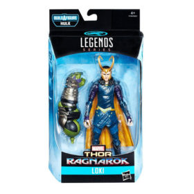 "Marvel Legends: Ragnarok ""Hulk"" - Loki - Actionfigur - E1366 - 15 cm"