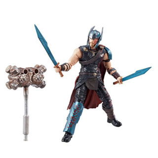 "Marvel Legends: Ragnarok ""Hulk"" - Thor - Actionfigur - E1365 - 15 cm"