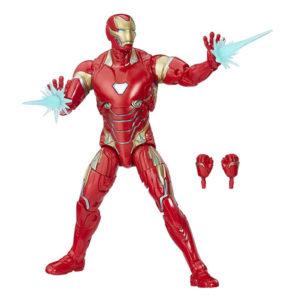 "Marvel Legends: Avengers ""Thanos"" - Iron Man - Actionfigur - E1386 - 15 cm"