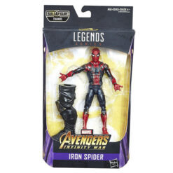 "Marvel Legends: Avengers ""Thanos"" - Iron Spider - Actionfigur - E2694 - 15 cm"