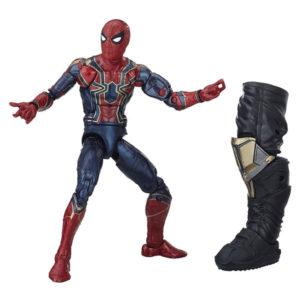 "Marvel Legends: Avengers ""Thanos"" - Iron Spider - Actionfigur - E2694 - 15 cm"