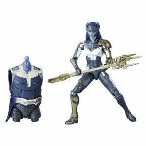 "Marvel Legends: Avengers ""Thanos"" - Proxima Midnight - Actionfigur - E1384 - 15 cm"