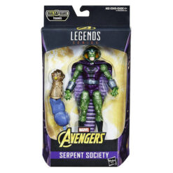 "Marvel Legends: Avengers ""Thanos"" - Serpent Societ - Actionfigur - E1390 - 15 cm"