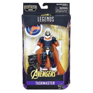 """Marvel Legends: Avengers """"Thanos"""" - Taskmaster - Actionfigur - E1388 - 15 cm"""