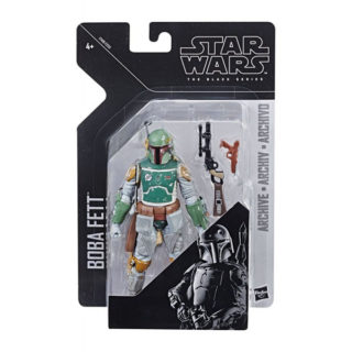 Star Wars: Black Series - Archive - Boba Fett - E3408 - 15 cm