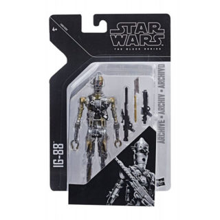 Star Wars: Black Series - Archive - IG-88 - E4040 - 15 cm