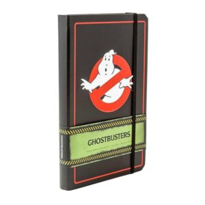 Ghostbuster: Notizbuch - No Ghost Symbol