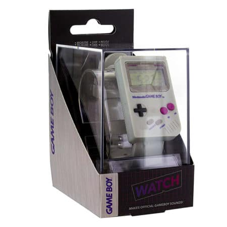 Nintendo: Game Boy - Armbanduhr