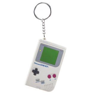 Nintendo: Game Boy - Gummi-Schlüsselanhänger - Version 2