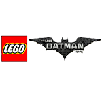 LEGO Batman Movie Marke