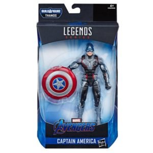 "Marvel Legends: Avengers Endgame ""Thanos"" – Captain America - Actionfigur - E3965 - 15 cm"