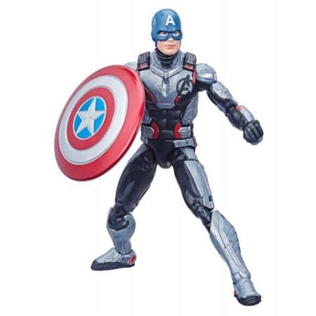 """Marvel Legends: Avengers Endgame """"Thanos"""" – Captain America - Actionfigur - E3965 - 15 cm"""