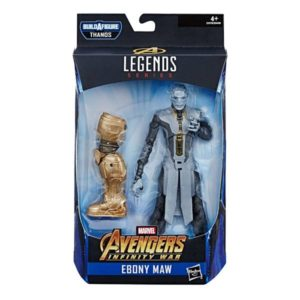 "Marvel Legends: Avengers Endgame ""Thanos"" – Ebony Maw - Actionfigur - E3978 - 15 cm"