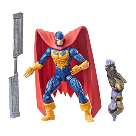 """Marvel Legends: Avengers Endgame """"Thanos"""" - Nighthawk - Actionfigur - E3969 - 15 cm"""