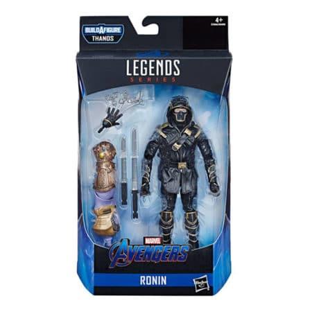 """Marvel Legends: Avengers Endgame """"Thanos"""" - Ronin - Actionfigur - E3966 - 15 cm"""