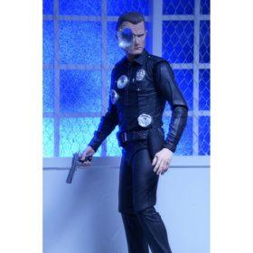 NECA: Ultimate Terminator 2 - T-1000 - Actionfigur - 18 cm