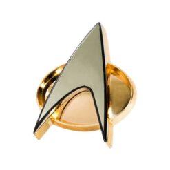Star Trek: Next Generation - Replik 1/1 - Kommunikationsabzeichen - magnetisch